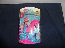 2010-Barbie in A Mermaid Tale Seahorse Stylist Doll (Deandra)