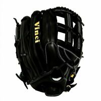 Vinci Pro Limited Series TJ1952-L Black Baseball Glove 13.5 inch