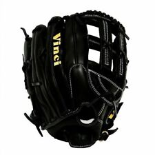 Vinci Pro Limited Series TJ1952-L Black Baseball Glove 13.5 inch