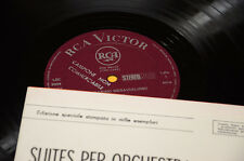 BARTOK LP SUITE PER ORCHESTRA 1°ST ORIG ITALY '70 NM NUMERATE EDITIO ONLY 1000 !