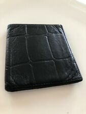 Mulberry Dark Brown Congo Leather Bifold Wallet