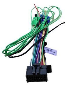 GENUINE Pioneer Wire Harness AVH1500NEX AVH1550NEX AVH2500NEX AVH2550NEX