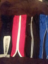 Nwot & Guc Lot 4 Nike Teen Boys Sweat Track Pants sz Xl 16 / 20 Basketball Blue