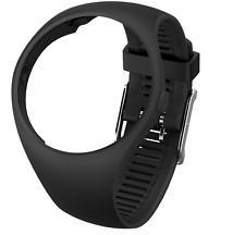 Polar Changeable M200 Wristband Wrist Strap Black Small Medium