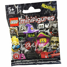 Crazy Scientist | Factory Sealed LEGO Monsters Series 14 Minifigure 71010