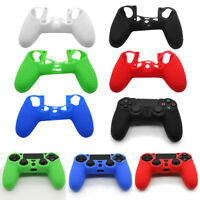 Non-slip Silicone Case Grip Cover Skin for PS4 PS4 PRO SLIM Game Controller BEST