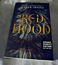 RED HOOD - ELANA K. ARNOLD  ARC 2/20  YA  DAMSEL