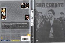 SUR ECOUTE - Saison 1 - Coffret  Boitier Classique - 5 DVD - OCCASION