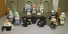 ( J6 / 9 ) LEGO STAR WARS FIGUREN Kylo Ren Imperator Darth Vader Anikan 501 kg