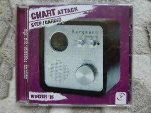 "MOVE-YA CD AEROBIC FITNESS CARDIO WORKOUT ""CHART ATTACK STEP/CARDIO WINTER 15""."