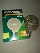 LOTTO STOCK X 10 lampadine SYLVANIA ALOGENE REFLECTOR E14 18W = 25W NO LED R50