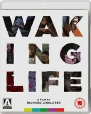 Waking Life Blu-RAY + DVD NEW BLU-RAY (FCD1213)