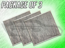 C-AUDIVW CABIN AIR FILTER FOR A3 S3 TT TTS EGOLF GOLF GTI - PACKAGE OF THREE