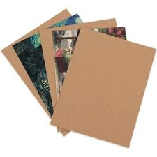 "200 8.5x11'' Chipboard Cardboard Craft Scrapbook Scrapbooking Sheets 8.5""11"""