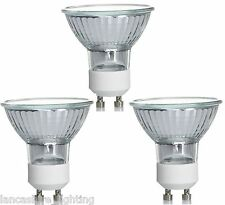 Pack of 12 GU10 50W Halogen Bulbs 240V Dimmable GU10 Light Bulbs
