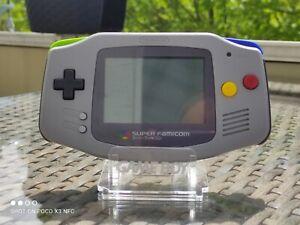 Nintendo Game Boy Advance Grau Super Famicom Edition | Neu