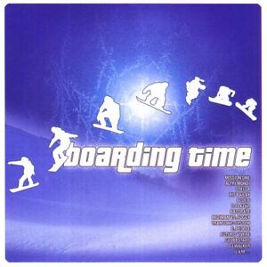 Boarding Time 2CD:JUNIOR SANCHEZ,MISSION ONE,PIT BAILAY,DJ ISAAC,BOSSTUNE,UNIT