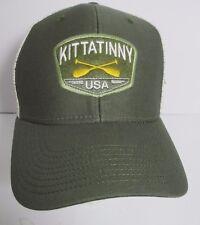 Kittatinny Canoes Hat Cap Trucker USA Embroidery New
