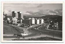 POSTCARD-VENEZUELA-CARACAS-RP. A Partilal Panorama of Caracus.