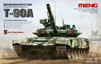Meng Model 1/35 TS-006 Russian Main Battle Tank T-90A Brand new & Free shipping
