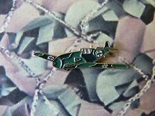 MESSERSCHMIDT Aeroplane / Plane Enamel Lapel Badge
