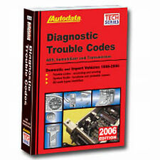 Autodata 06-360 Systems Diagnostic Trouble Code Manual
