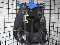 Advantage Back-inflate BCD Buoyancy Compensator for Scuba Diving size L