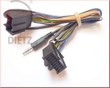 Dietz 1315 Saab 9.3 9.5 ab 06 AUX-In Radio Adapter Kabel  - Klinke 3,5 Stecker