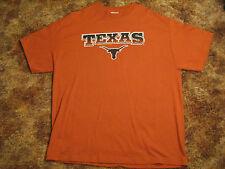 Men's T Shirt TEXAS LONGHORNS Size XL Foot Locker [Y63g]