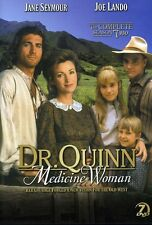 Dr. Quinn, Medicine Woman: Complete Season 2 [7 Discs] (2011, REGION 1 DVD New)