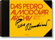 The Pedro Almodovar Archive 2011 English Taschen Verlag NEU Originell eingepackt
