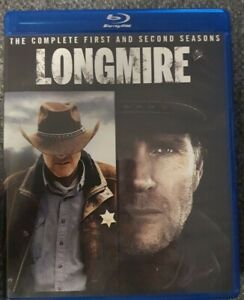 Longmire: The Complete First and Second Seasons Blu-ray (6 Disc Set)