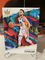 Steph Curry 2019-20 Panini Court Kings Stephen #49 Base Card Warriors