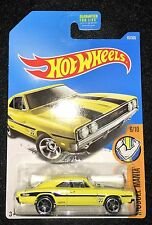 2017  Hot Wheels  '69 Dodge Charger 500  Moon Eyes  Multiples Available   HW-13