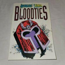 Avengers/X-Men: Bloodties (1995) 1st printing Graphic Novel