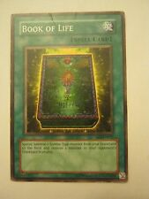 (x1) Book Of Life SD2-EN021 Spell Card Yu-Gi-Oh (JB-54)