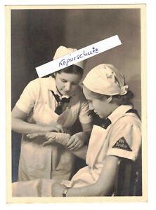Ak BDM Werk Glaube und Schönheit Mädels Ost-Berlin Mädchen 1935er (A4060