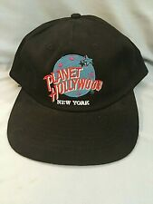 PLANET HOLLYWOOD Hat Cap NEW YORK - Collectible