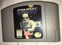 Star Wars: Shadows of the Empire (Nintendo 64, 96)  Authentic N64- FREE SHIPPING