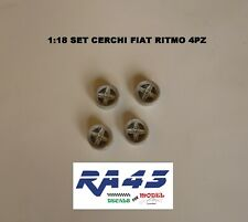 1/18 Cerchione Wheel rim Fiat Rally