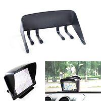 "NEW! Plastic Sun Shade Hood for Universal  6 & 7 inch 7"" 6"" Car GPS Navigator"