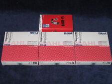 3x Kolbenringe Mahle + Pleuellager Glyco  Opel 1,0 12V Z10XEP Agila Corsa C D