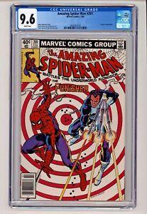 Amazing Spider-Man #201 John Romita Cover CGC 9.6
