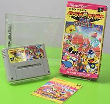 Cosmogang: The Puzzle Super Nintendo SNES OVP Sammlung