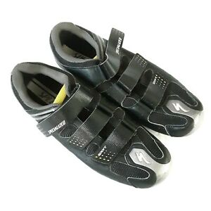 Specialized SPORT RD Body Geometry Road Cycling Mens Shoes US 10 EU 43 Black