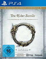 The Elder Scrolls Online: Tamriel Unlimited / STEELBOOK / für PlayStation 4