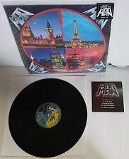 Hittman self titled Lp + Metal Sports Demo '85 CD black Vinyl Record new s/t