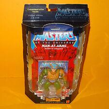2000 MATTEL MOTU HE-MAN COMMEMORATIVE SERIES MAN-AT-ARMS FIGURE MOC CARDED LTD