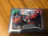 2014 topps chrome george springer ROOKIE Toronto Blue Jays Houston Astros