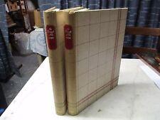 """Volume 1&2 complets """" les doigts d'or """" Vins du monde entier,ATLAS 1979 (photos)"""